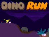 Dino Run : Enter Planet D game