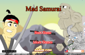Mad Samurai game