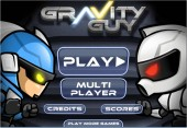 Gravity Guy game