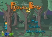 Pajama Boy 2: Dark Forest game